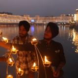 India con Festival de Colores